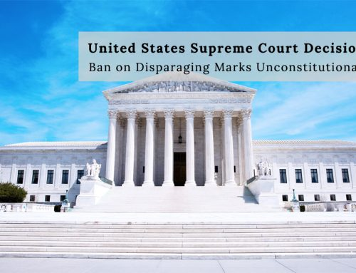 Supreme Court: Ban on Disparaging Trademarks is Unconstitutional