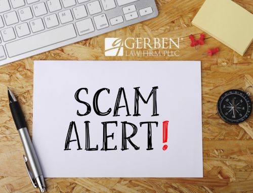 SCAM ALERT: Trademark Infringement Complaints Regarding Your Domain