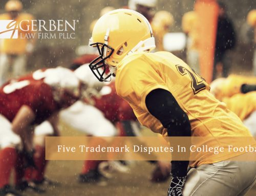 College Football (and Trademark Enforcement) Season Has Arrived