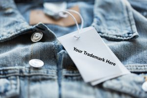 Shirt with Trademarked Tag