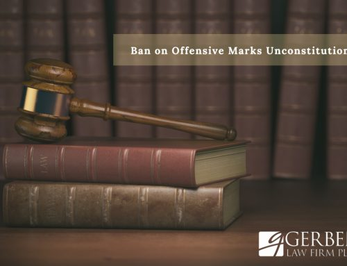 Breaking: Federal Circuit Holds Ban on Offensive Marks Unconstitutional