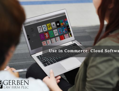 "Meeting the ""Use in Commerce"" Requirement for a Cloud-Based Software Trademark"