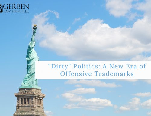 """I'm a Shithole, Mr. President!"": A New Era of Offensive Trademarks"