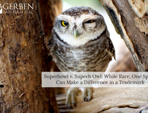 Super Bowl, Superbowl, Superb Owl: Does a space make a difference in a trademark?