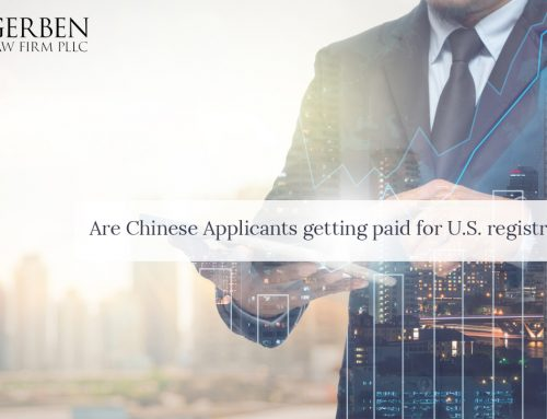 Massive Wave of Fraudulent US Trademark Filings Likely Caused by Chinese Government Payments