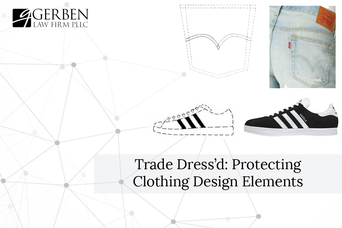 Trade Dress Ed Can You Protect Clothing Design Elements Through Trademark Law