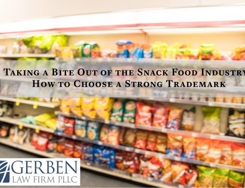 How to Choose a Strong Trademark in the Snack Food Industry