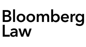 Logo - Bloomberg Law