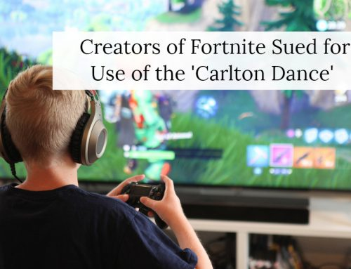 "Creator of ""Carlton Dance"" Sues Over Use of Dance in Fortnite, NBA 2K"