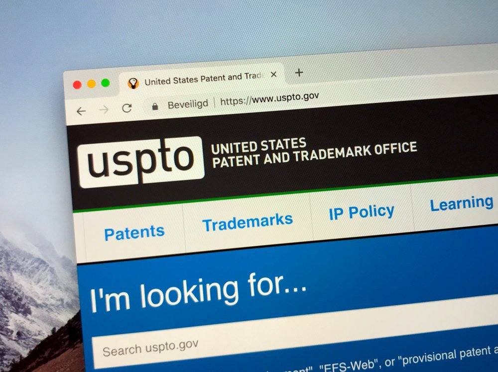 uspto website