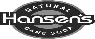 NATURAL HANSEN'S CANE SODA