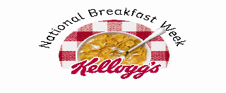 NATIONAL BREAKFAST WEEK KELLOGG'S