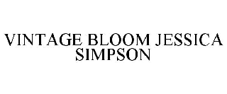 VINTAGE BLOOM JESSICA SIMPSON