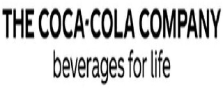 THE COCA-COLA COMPANY BEVERAGES FOR LIFE