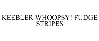 KEEBLER WHOOPSY! FUDGE STRIPES