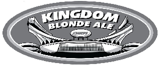 KINGDOM BLONDE ALE CHIEFS