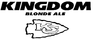 KINGDOM BLONDE ALE KC