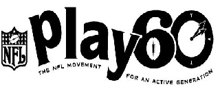 NFL PLAY 60 THE NFL MOVEMENT FOR AN ACTIVE GENERATION