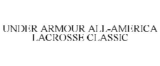 UNDER ARMOUR ALL-AMERICA LACROSSE CLASSIC
