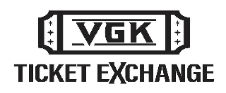 VGK TICKET EXCHANGE