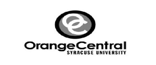 OC ORANGE CENTRAL SYRACUSE UNIVERSITY