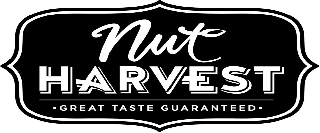 NUT HARVEST · GREAT TASTE GUARANTEED ·