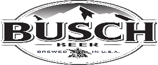 BUSCH BEER BREWED IN THE U.S.A. A