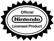 OFFICIAL NINTENDO LICENSED PRODUCT