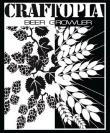 CRAFTOPIA BEER GROWLER