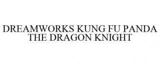 DREAMWORKS KUNG FU PANDA THE DRAGON KNIGHT