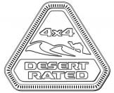 4X4 DESERT RATED