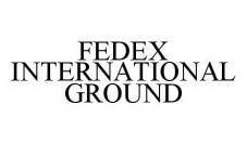 FEDEX INTERNATIONAL GROUND